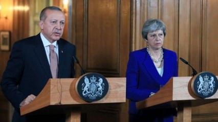 İngiltere Başbakanı'ndan 'işgalci devlet' yorumu