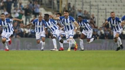 Süper Lig'e yükselen son takım!