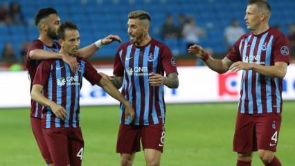 Trabzonspor 2. yarıda farka koştu!