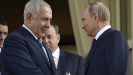 Rusya, İsrail'i denizden kuşattı!