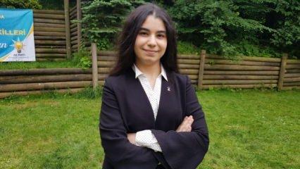 AK Parti en genç milletvekili adayı seçilen Elif Nur Bayram kimdir?