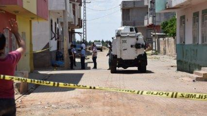 Akrabalar arasında silahlı çatışma! 3 ölü,3 yaralı