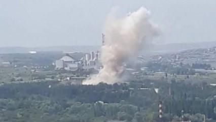 Ankara'da şiddetli patlama! Ölü ve yaralılar var