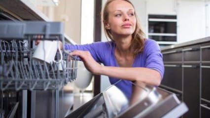 Bulaşık makinesi alırken nelere dikkat edilmeli?