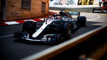 Formula 1'de sıradaki durak: Monaco