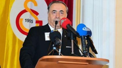 Galatasaray'da başkan yeniden Mustafa Cengiz!