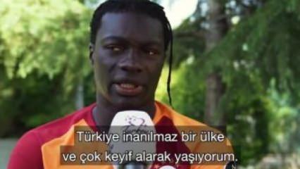 Gomis'ten Türkiye'nin adaylığına tam destek