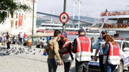İstanbul'da alarm! 200 kontrol noktası kuruldu