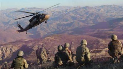 Operasyon devam ediyor! 15 terörist öldürüldü
