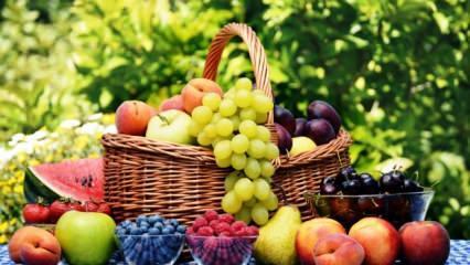 Ramazan'da susuzluğa iyi gelen besinler