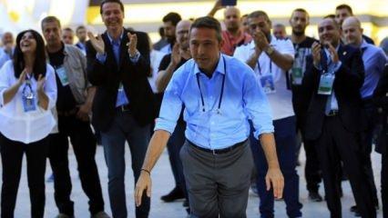 Ali Koç başkan olunca ilk oraya gitti...