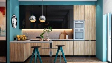 Mutfak dekorasyonu için en uygun renkler nelerdir?