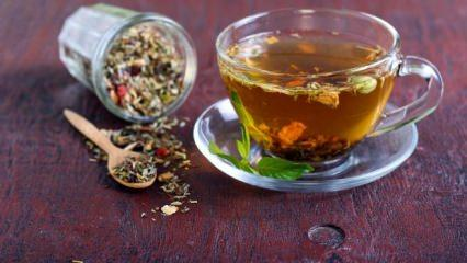 Ramazan'a özel kilo verdiren çay