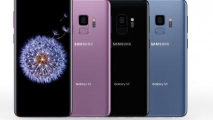 Samsung Galaxy S9 teknik özellikleri neler? Türkiye fiyatı kaç TL?