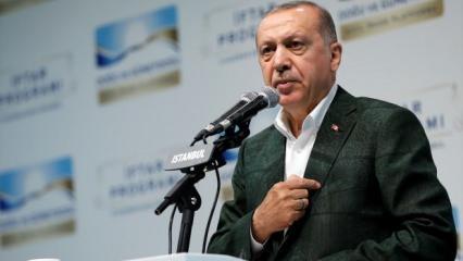 Erdoğan'dan Avusturya'ya: Biz de yaparız birşeyler