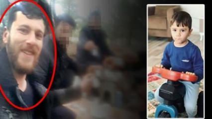 4 yaşındaki oğlunu öldürüp selfi çekti...