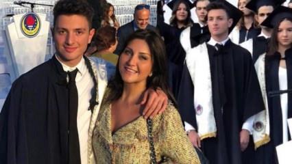 Sibel Can: 'Canım oğlum seninle gurur duyuyorum'