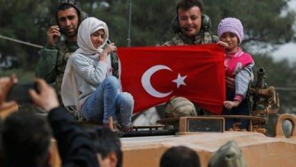 ABD tutuştu: Türkler, Suriye'de kök salıyor!