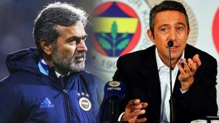 Ali Koç'tan Aykut Kocaman'ı yıkan telefon!