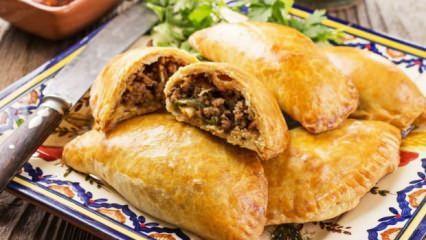 Empanadas böreği nasıl yapılır?