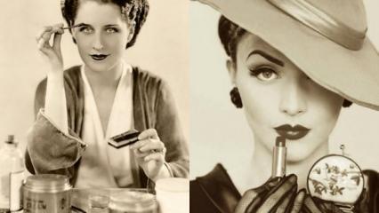 Geçmişte kadınların güzelleşmek için kullandığı sıradışı yöntemler