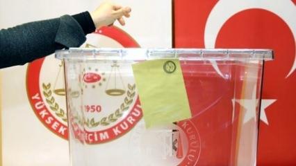 YSK Oy kullanma saat kaçta bitecek? Oylar kaça kadar kullanılacak?