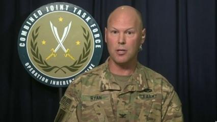 ABD'li komutan: Türk askeri girmeyecek