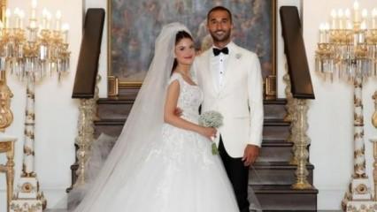 Ünlü kaleci Volkan Babacan evlendi