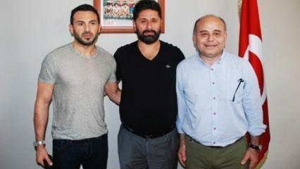 Ahmet Dursun kulüp yöneticisi oldu!