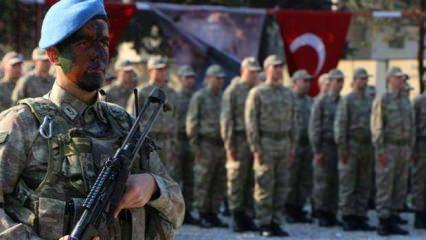 Askerlikte hayata geçirilen düzenleme: Jandarma Genel Komutanlığı'nda...