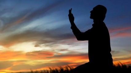 Hastalıktan kurtulma duası! Hasta olan kişilerin okuyacağı dua nedir?