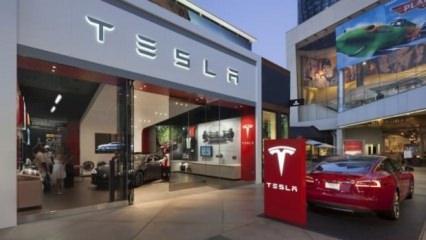 Türkiye Tesla mağazasının lokasyonu belli oldu!