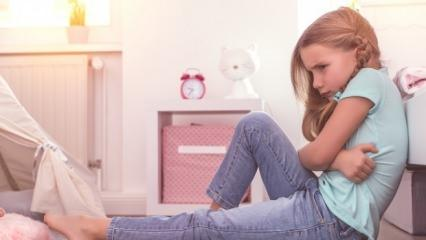 Kız çocuklarındaki ergenlik belirtileri