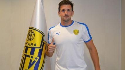 Ankaragücü'den bir transfer daha!