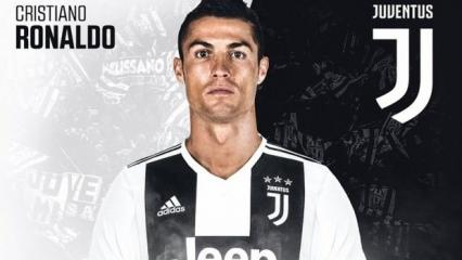Cristiano Ronaldo'nun yeni takımı