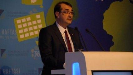 Enerji ve Tabii Kaynaklar Bakanı belli oldu