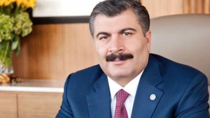Sağlık Bakanı Fahrettin Koca kimdir? Aslen nereli ve kaç yaşındadır?