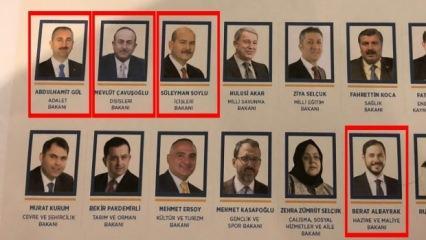 Milletvekilliğinden istifa edecek 4 bakan!