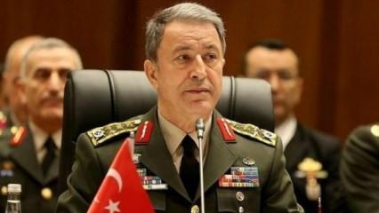 Milli Savunma Bakanı olarak göreve getirilen Hulusi Akar kimdir?