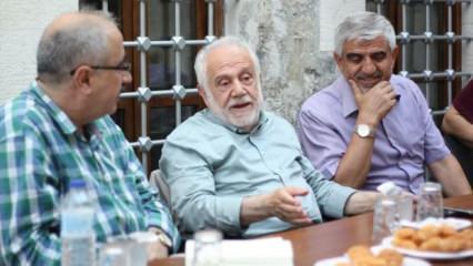Prof. İhsan Süreyya Sırma: Gençler Türkçe bilmiyor