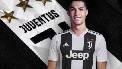 Ronaldo'dan veda mektubu