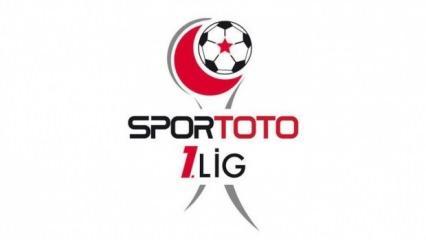 1. Lig'de 5 haftalık fikstür açıklandı