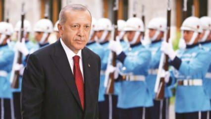 Yeni sistemi Başkan Erdoğan hazırladı