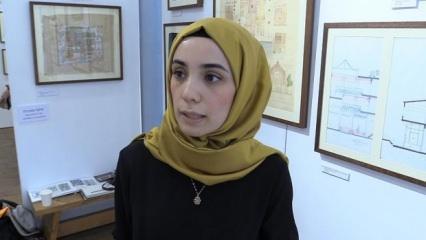Türk kadın mimarı Prens Charles'tan ödül aldı!
