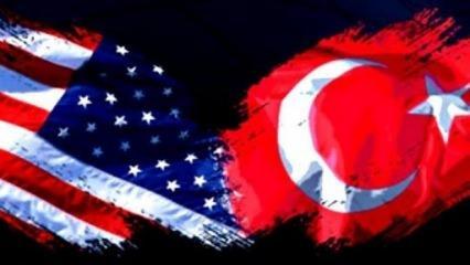 ABD resmen şikayet etti! Liste de Türkiye'de var
