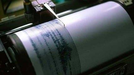 İki ilimizde korkutan depremler