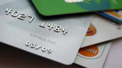 Kredi kartı kullananlar dikkat! Çok önemli uyarı