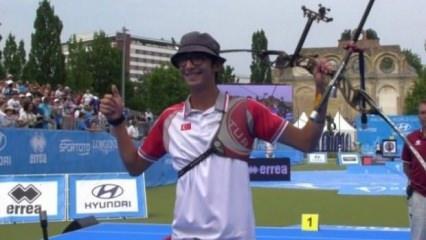 Mete Gazoz'dan bir altın madalya daha!