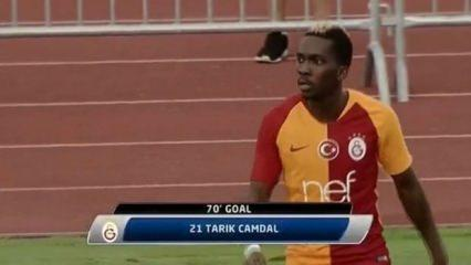 Galatasaray-Valencia maçında skandal!