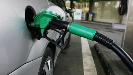 Benzin ve motorine zam pompadan döndü